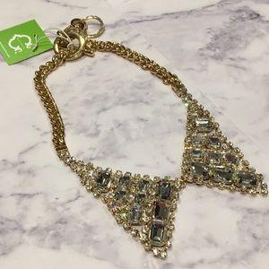 Embellished Peter Pan Collar Necklace